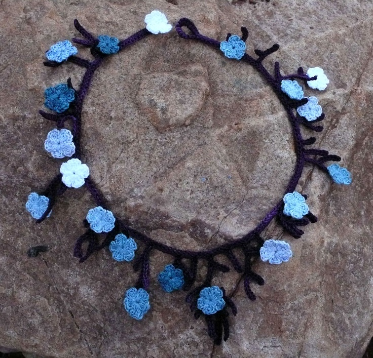 Crochet Hair Jewelry : Crochet jewelry Crochet & Knit Jewelry & Hair Accessories Pintere...