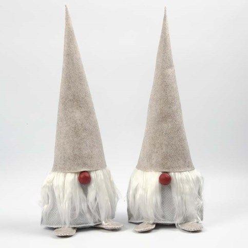 13186 Grandi elfi con la barba di seta grezza