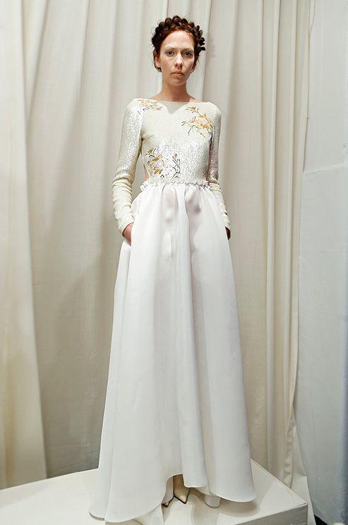 346 best Bride images on Pinterest | Wedding frocks, Gown wedding ...