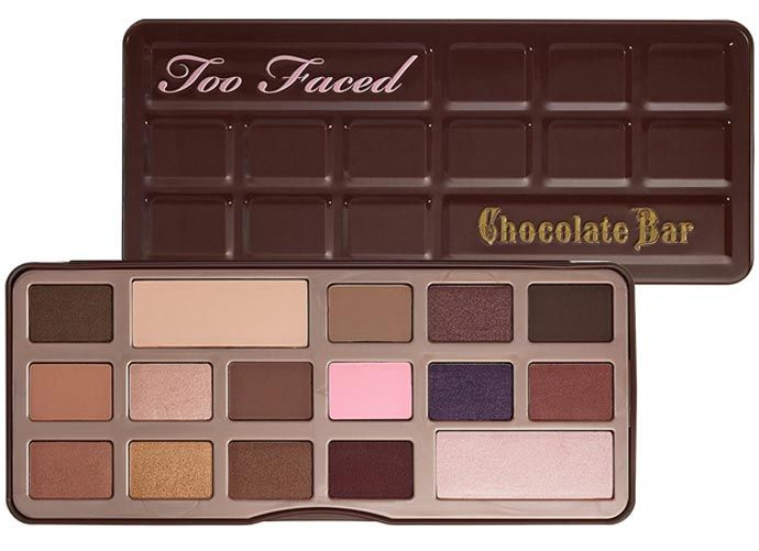 A paleta Chocolate Bar da Too Faced: a queridinha das gurus de beleza!