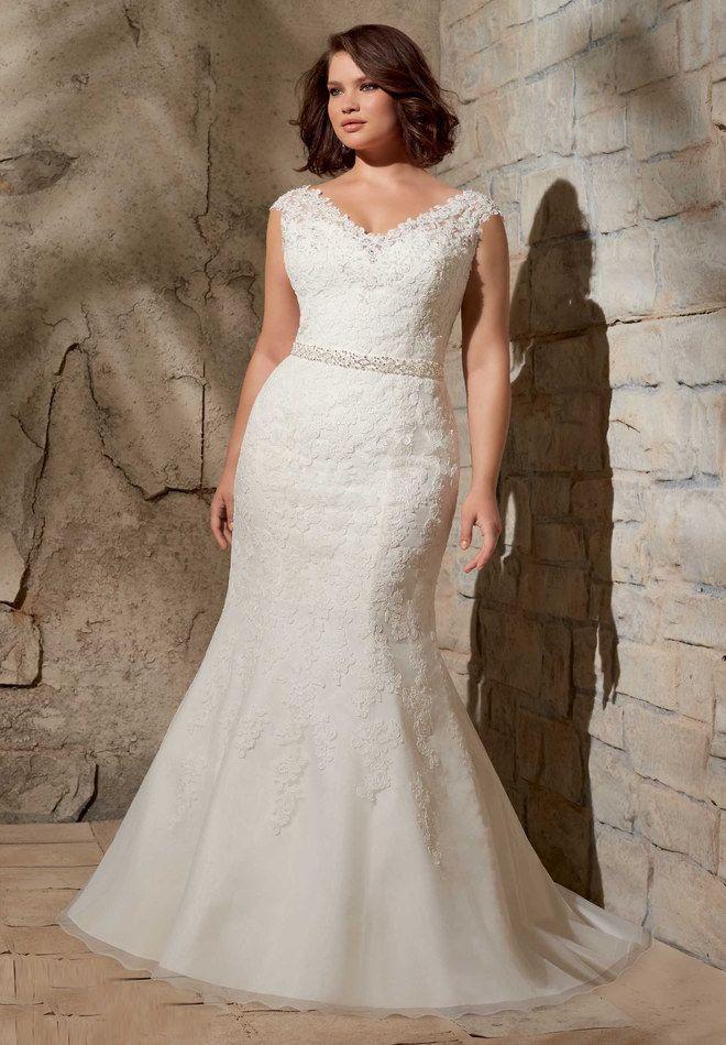 Brautkleid von Julietta by Mori Lee