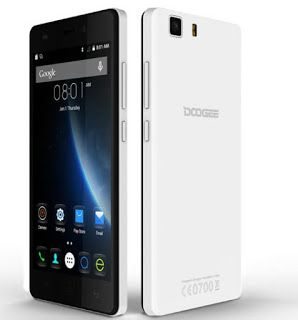 Download DOOGEE X5 MT6580 Firmware