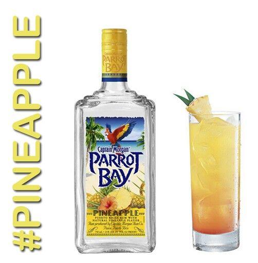 Capt. Morgan - Parrot Bay Pineapple Rum