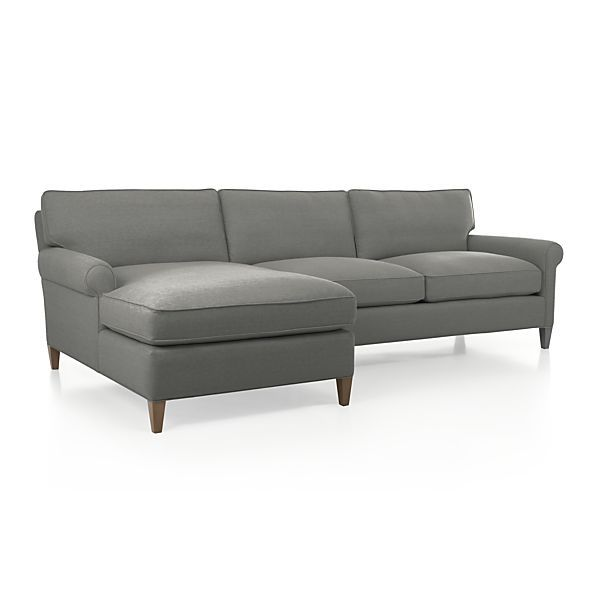 Montclair 2-Piece Sectional Sofa - Best 25+ 2 Piece Sectional Sofa Ideas On Pinterest Sectional