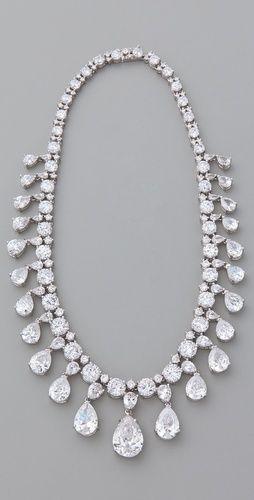 Kenneth Jay Lane Vanderbilt Necklace