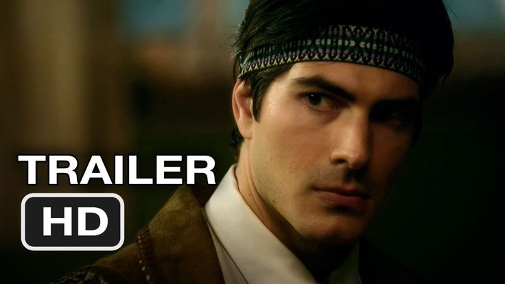Crooked Arrows Official Trailer #1 (2012) Brandon Routh Movie HD - YouTube