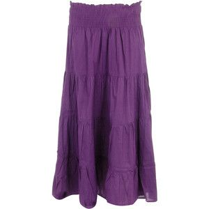 purple long skirt - Google-haku