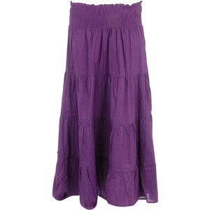 purple long skirt - Google-haku