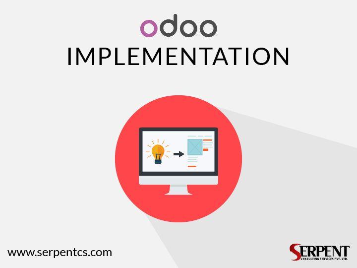 Odoo Implementation Website Software Software Development Development