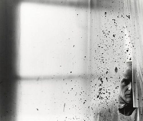 Willem de Kooning, New York 1959 | Photographer: Arnold Newman