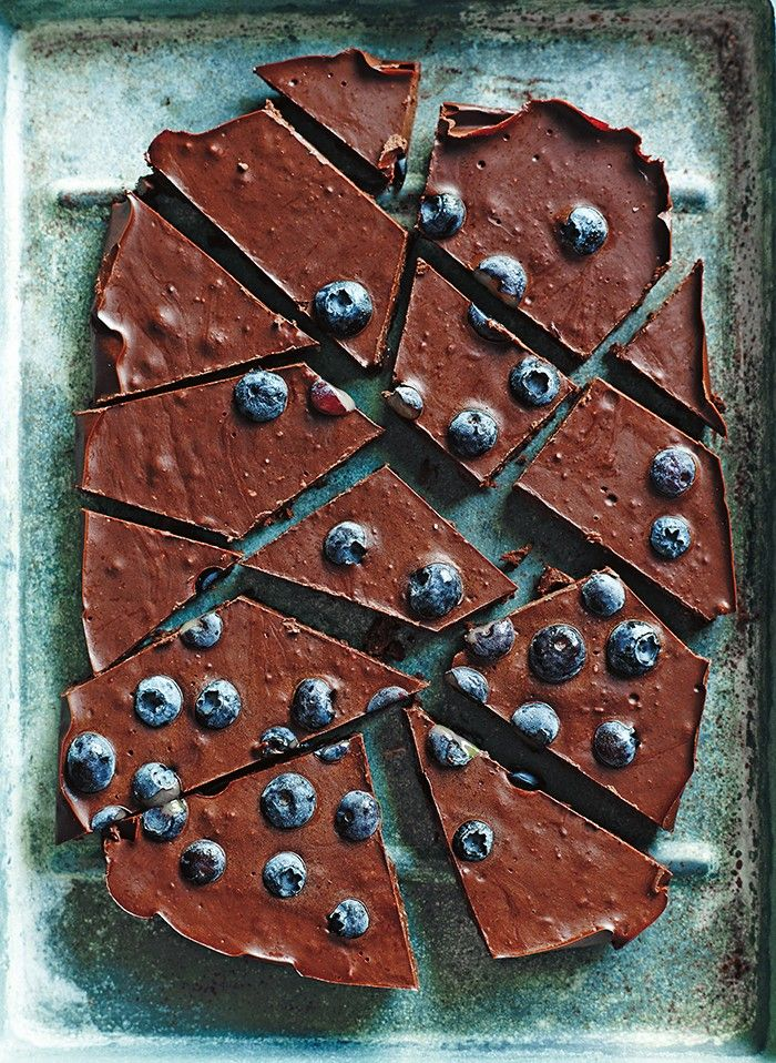 Berry Ripe Fudge | MiNDFOOD