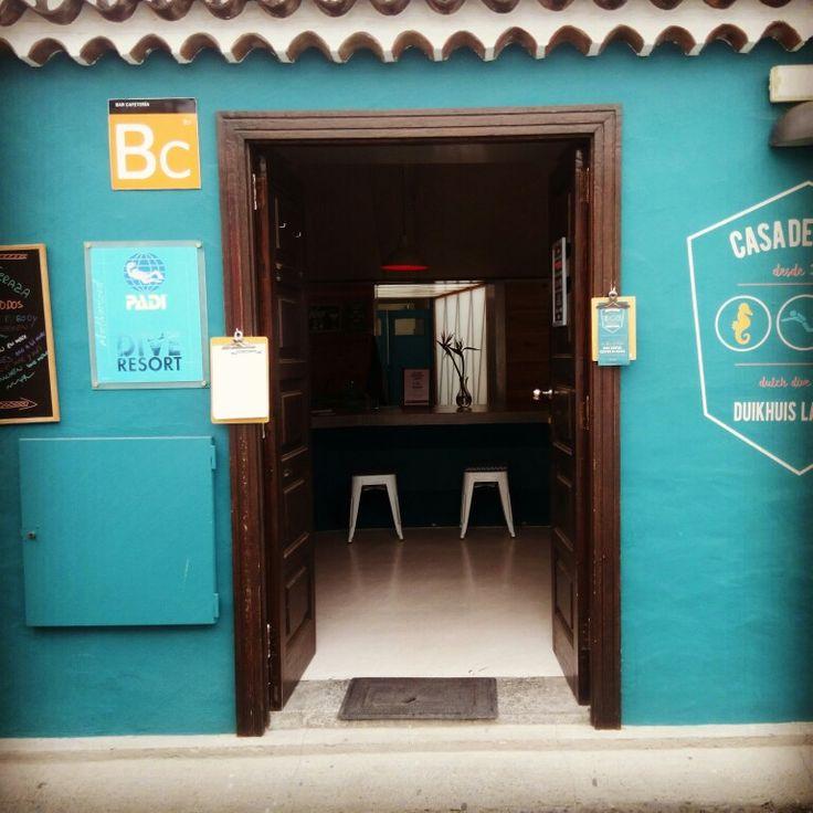 #duikenlapalma Casa de Buceo - Duikhuis La Palma
