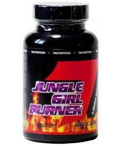 7 NUTRITION - Jungle Girl Burner - 120caps. Nie tylko spalacz tłuszczu. To perfekcyjny środek dla każdej kobiety. Opracowaliśmy produkt, który nie ma sobie równych na rynku pod względem spełnienia potrzeb kobiet.