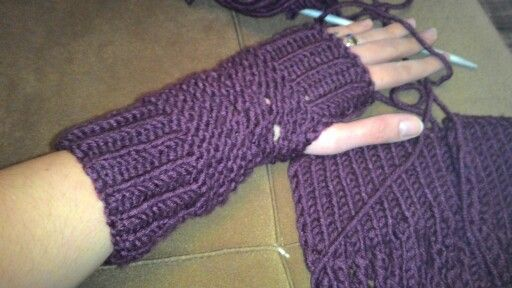#gifts #for #dear #friends #winter #is #coming #knitting #gloves #hobbies