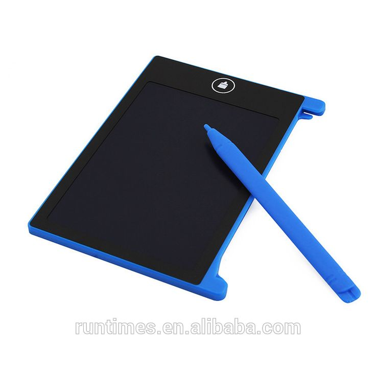 Portable 4.4 Inch Rewritable Digital Drawing Note Memo Handwriting LCD Writing Tablet Board Pads E-writer