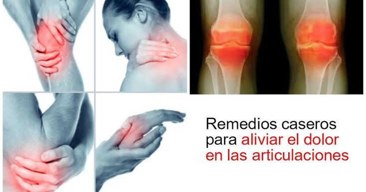 El dolor en las articulaciones se puede deber a diversas causas. Te contamos cómo puedes aliviarlo.