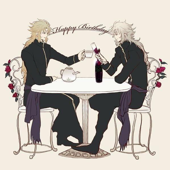 Joyeux anniversaire, les Dieux Jumeaux !