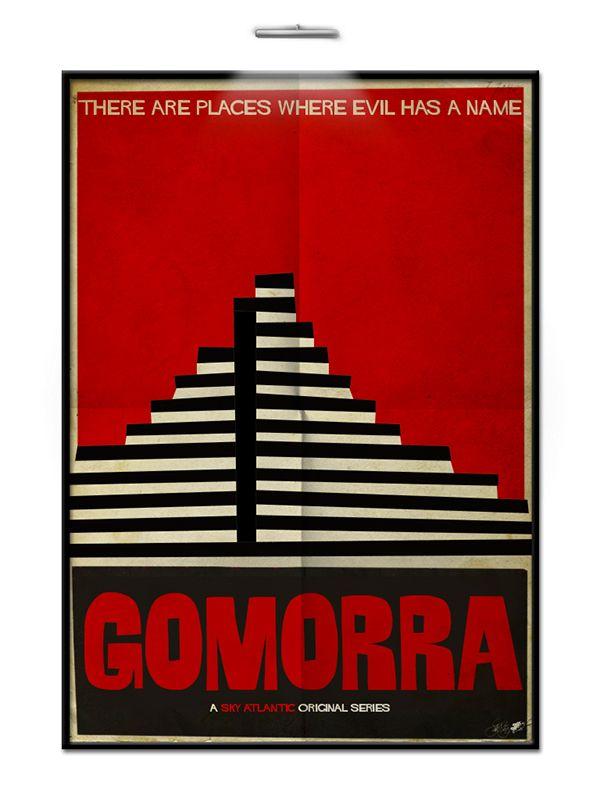 Gomorra - La Serie on Behance