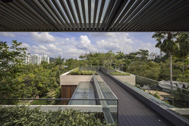 Secret Garden House » Wallflower Architecture + Design   Award winning Singapore architects