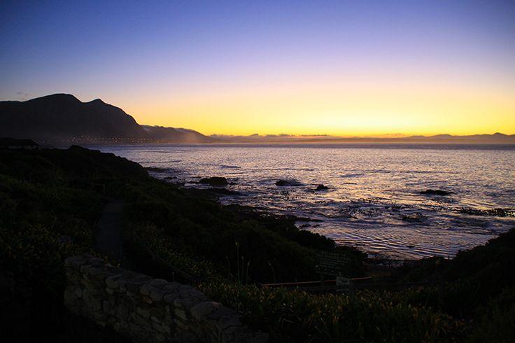 Hermanus, South Africa © Tamlin Wightman