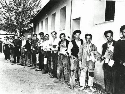 Spain - 1939. - GC - exilio