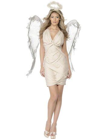 Fallen Angel Costume - Angels Fancy Dress Costumes