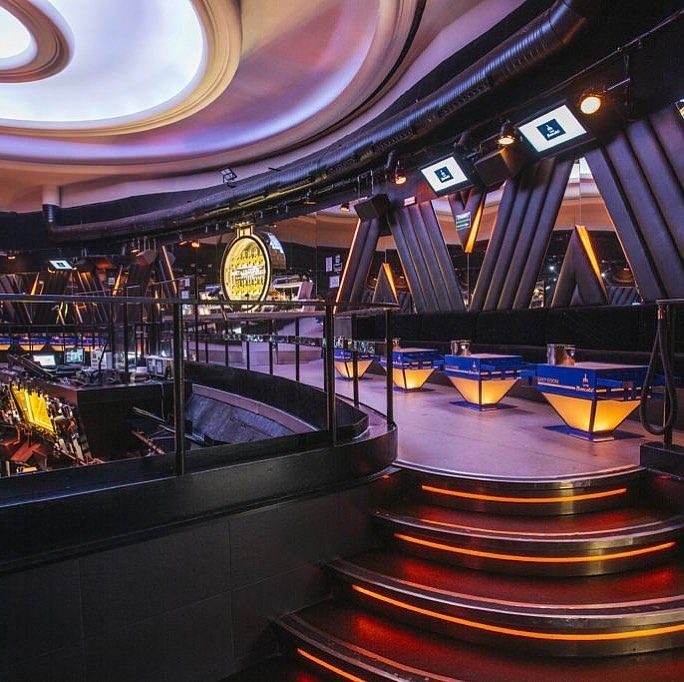 Diseno Y Acondicionamiento De Reservado Discoteca Teatro Barcelo Madrid I 2020