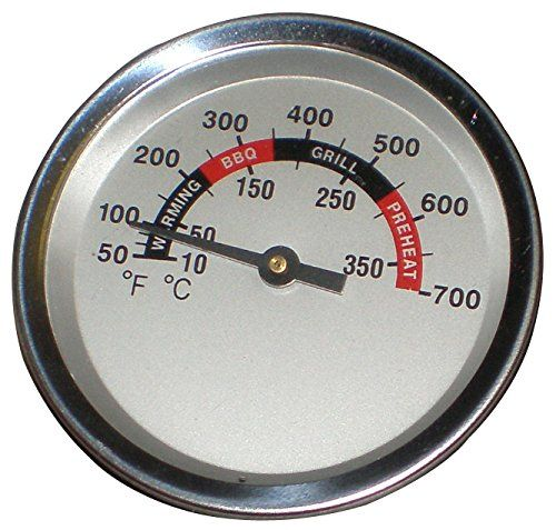Music City Metals 00012 Heat Indicator for Blooma/Ducane/Landmann and Weber Brand Gas Grills - Multi-Colour http://grillinglovers.org/