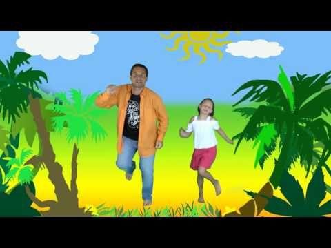Il ballo delle parti del corpo cantato e ballato da Bobby - YouTube