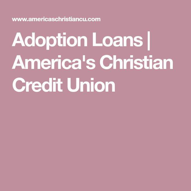 Adoption Loans | America's Christian Credit Union