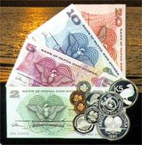 PAPUA NEW GUINEA MONEY