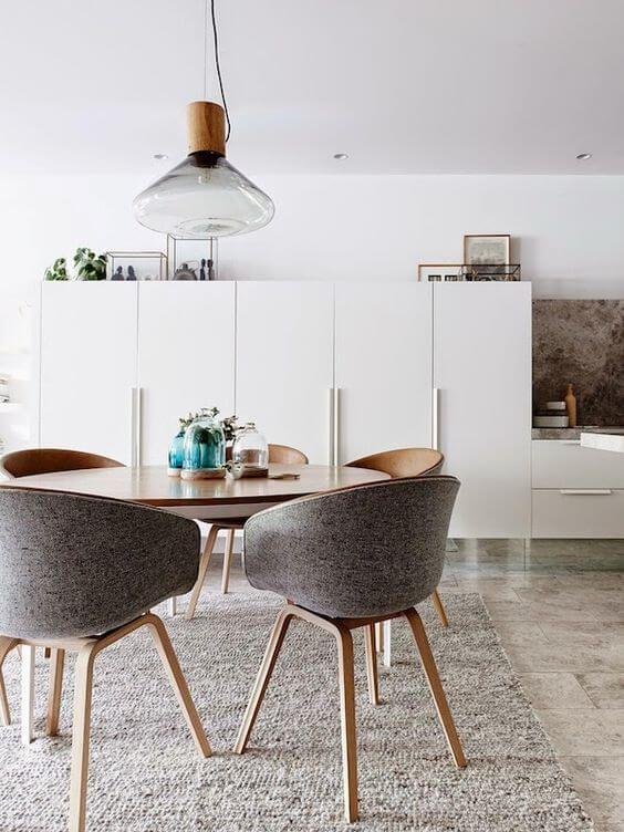 17 Best ideas about Minimalist Dining Room on Pinterest Diy