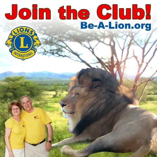 Be a Lion! http://be-a-lion.org