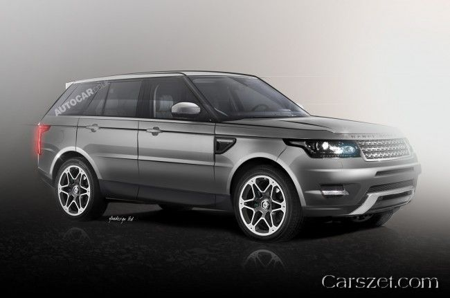 The new Range Rover Sport will be more individual