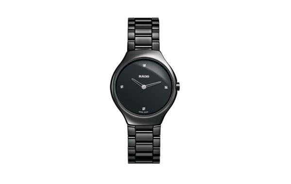 Rado True Thinline – The thinnest Rado high-tech ceramic watch!