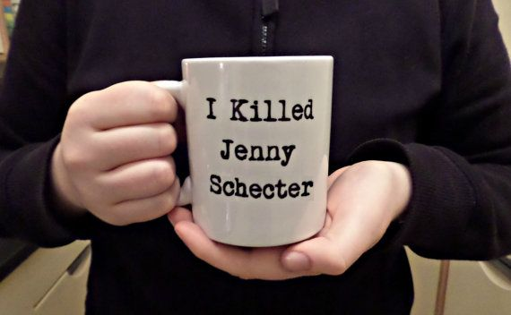 Funny 'The L Word' Mug LGBT Lesbian Mug by SceneDesigns on Etsy