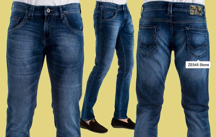 #ZE545 #STONE Un modelo tan #Poderoso y #Desafiante como tú.  Pantalón talle bajo, corte skinny, lavado Stone con ligeros desgastes y whiskers en los muslos. #ZebuMan #ZebuJeans #HECHOPAMI