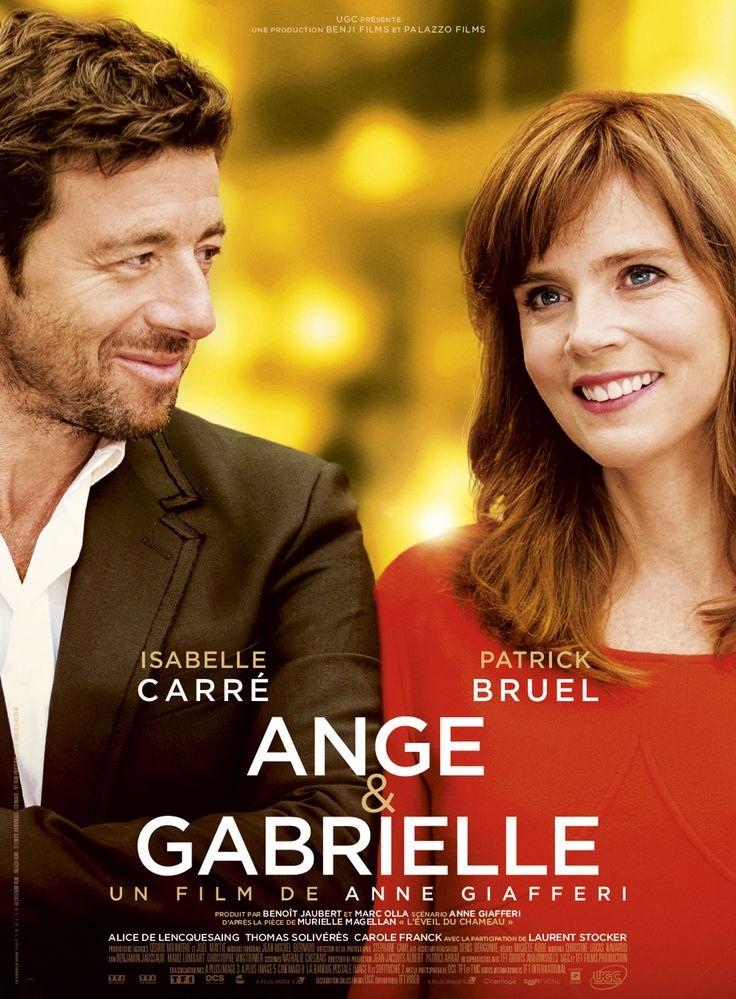 Ange & Gabrielle est un film de Anne Giafferi avec Patrick Bruel, Isabelle Carré. Synopsis : Gabrielle élève seule sa fille Claire. À 17 ans celle-ci est enceinte de Simon qui refuse de se voir imposer ce bébé. Gabrielle prend les choses