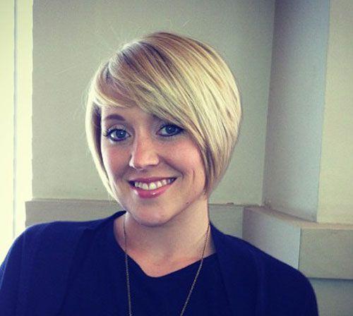 15 Best Short Blonde Hairstyles 2012 – 2013