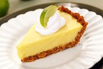 Slimming World key lime pie!!! 2.5 syns per serving. Yes please!!!!! ツ