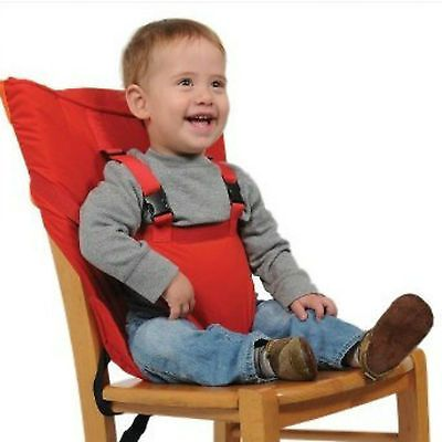 New Baby Portable High Chair Feeding Seat   Infant Kiskise Travel Sacking  Seat