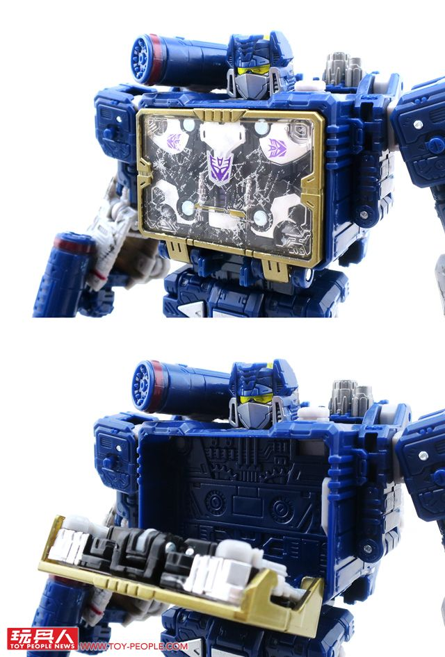 NEW Transformers SIEGE War for Cybertron Laserbeak /& Ravage Action Figure Toys