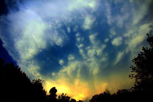 awesome Amazing Weather photos - 070714 - Late Afternoon Nebraska Thunderstorms #Weather #Images