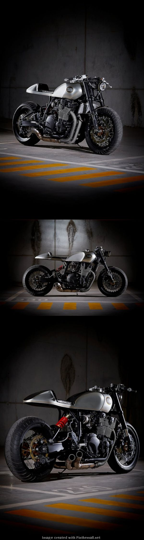Yamaha XJR 1200 by it RoCkS!bikes
