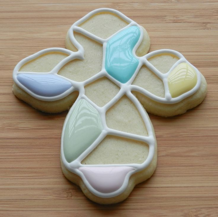 Today we're making mosaic cross cookies. When I purchased this cross cutter from Hobby Lobby I couldn't wait to use it. It is substantial in size and has beautiful decorative edges. I was inspired to make these crosses after seeing a mosaic cross my friend had purchased for her daughter. Since spring starts tomorrow and Easter is …