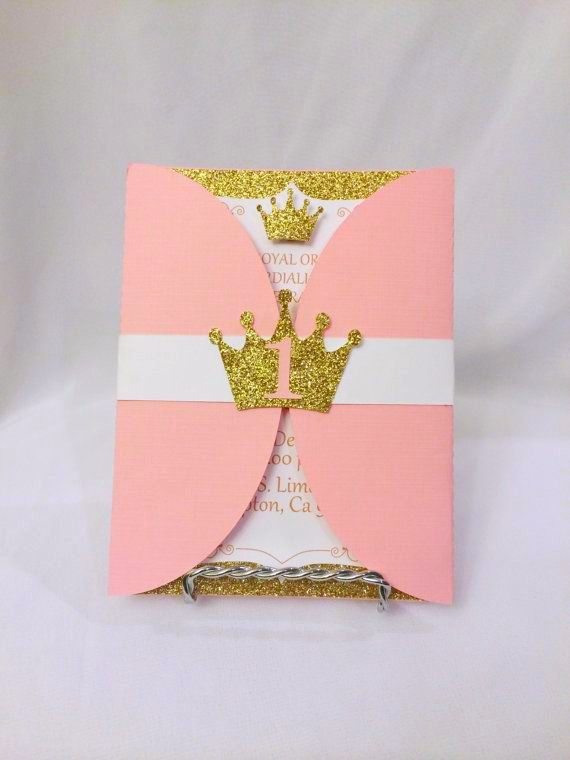 25 great ideas about Princess invitations – Princess Party Invitation Ideas