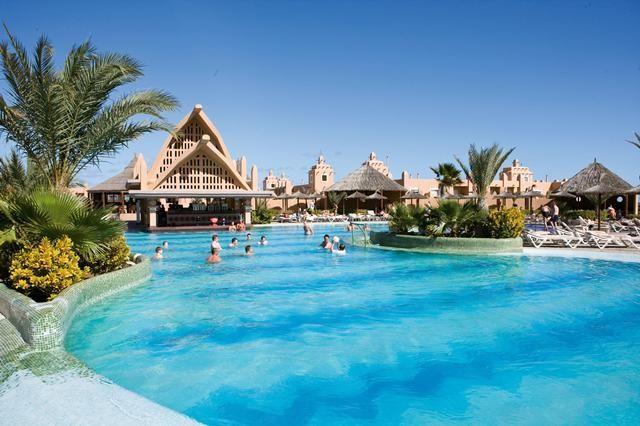 RIU Garopa Club hotel - Sal - Kaapverdië - Arke nu TUI
