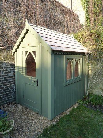 Nice little garden shed! Range - The Posh Shed Company