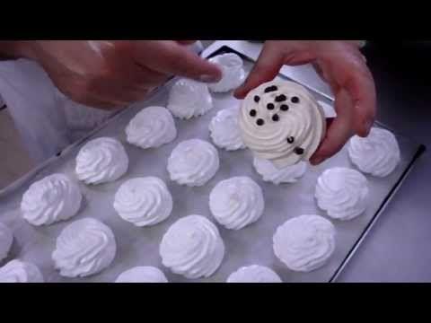 Come fare le Meringhe - Ricette Dolci e Cucina - Video Tutorial