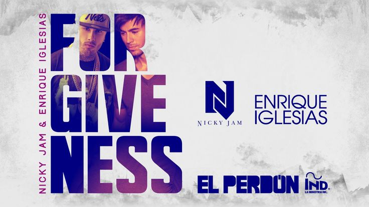 Forgiveness | El Perdón - Nicky Jam & Enrique Iglesias | Video Lyric